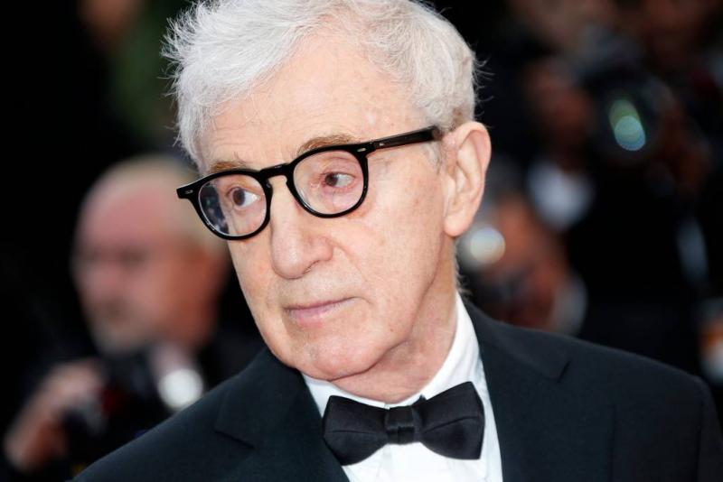 Woody Allen: ik zou gezicht MeToo moeten zijn