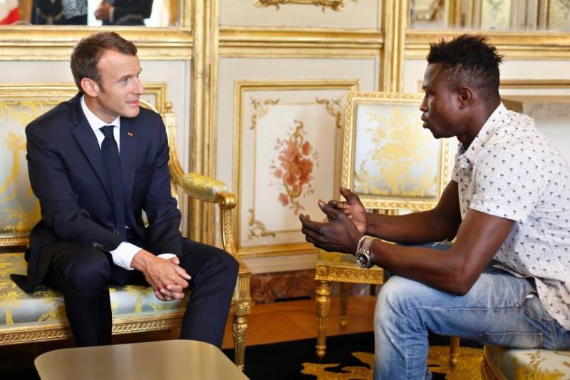 Nog een held wil de Franse nationaliteit
