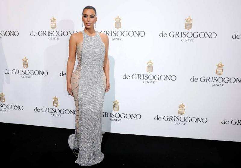 'Naakte' Kim Kardashian wint modeprijs