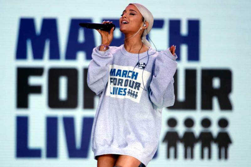Aanslag Manchester leverde Ariana PTSS op