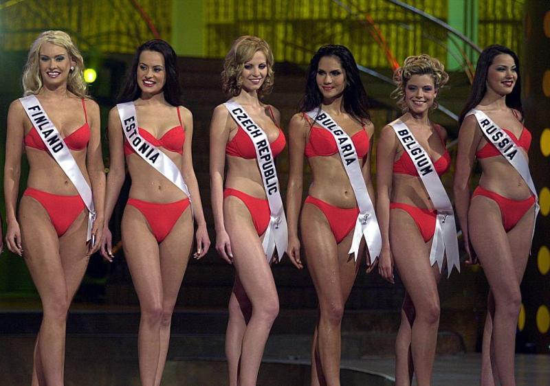 Miss America stopt met bikini's