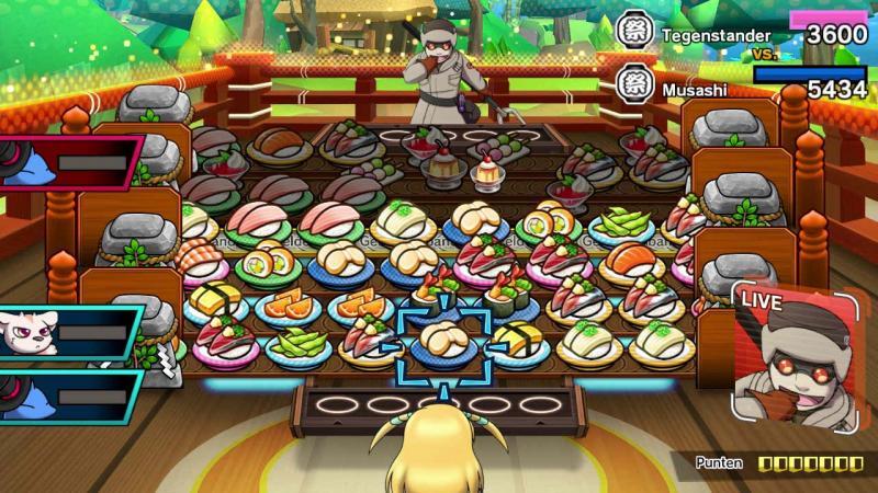 Sushi Striker Battle