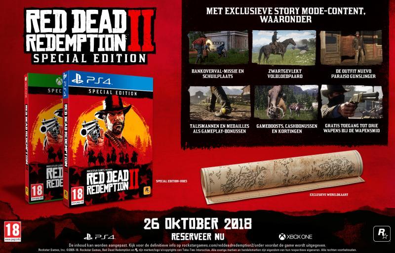 Red Dead Redemption 2 - Special Edition (Foto: Rockstar Games)