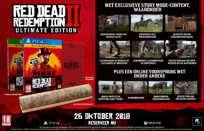 Red Dead Redemption 2 - Ultimate Edition (Foto: Rockstar Games)