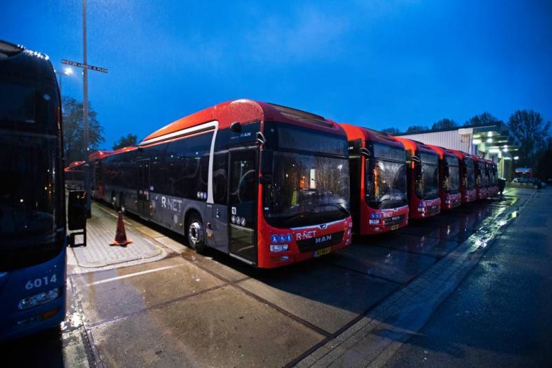 Opnieuw staking in het streekvervoer