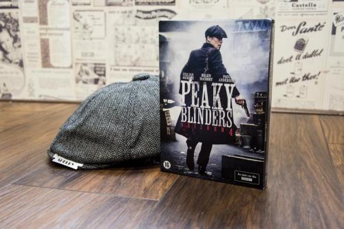 Peaky Blinders ik heb de dvd al pakket