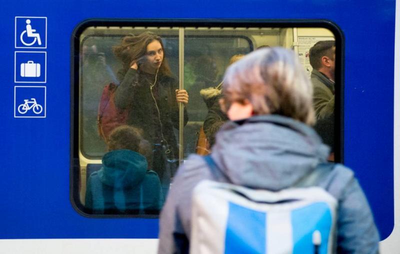 Rechter: treinkaartje geen recht op zitplaats
