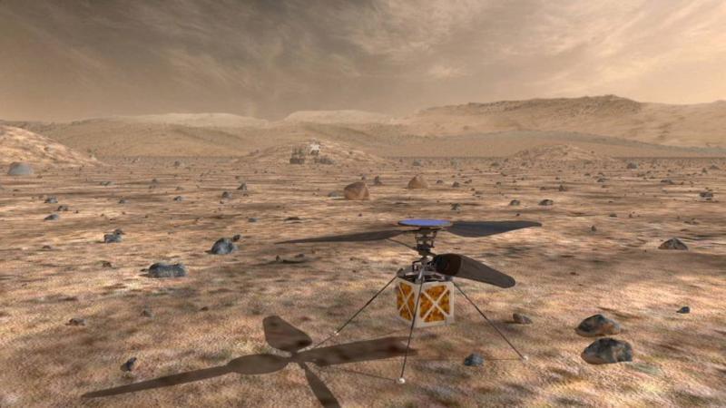 Nieuwe sporen van leven op Mars