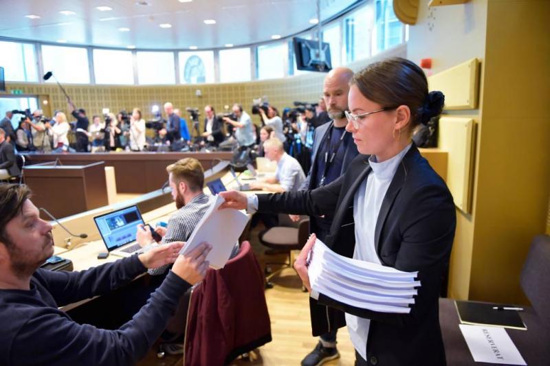 Aanslagpleger Stockholm krijgt levenslang