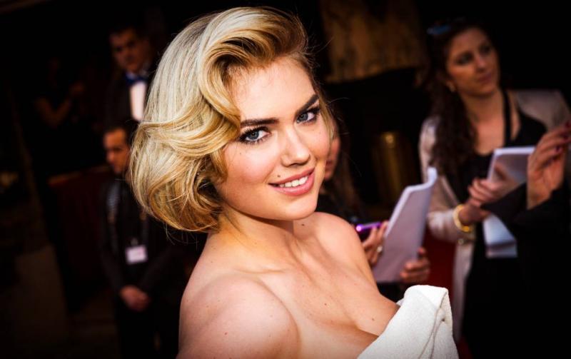 Kate Upton meest sexy vrouw volgens Maxim