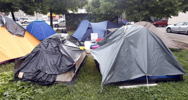 Balkanlanden willen migrantenstroom indammen
