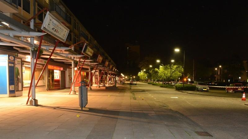 Man aangehouden voor schietpartij Vlaardingen (Foto politie.nl)