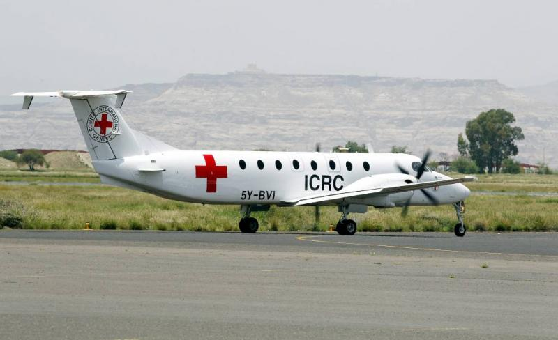 Rode Kruis haalt medewerkers terug uit Jemen