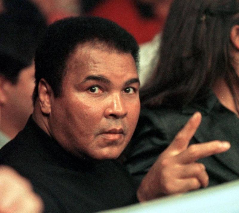 Trump overweegt gratie voor Muhammad Ali