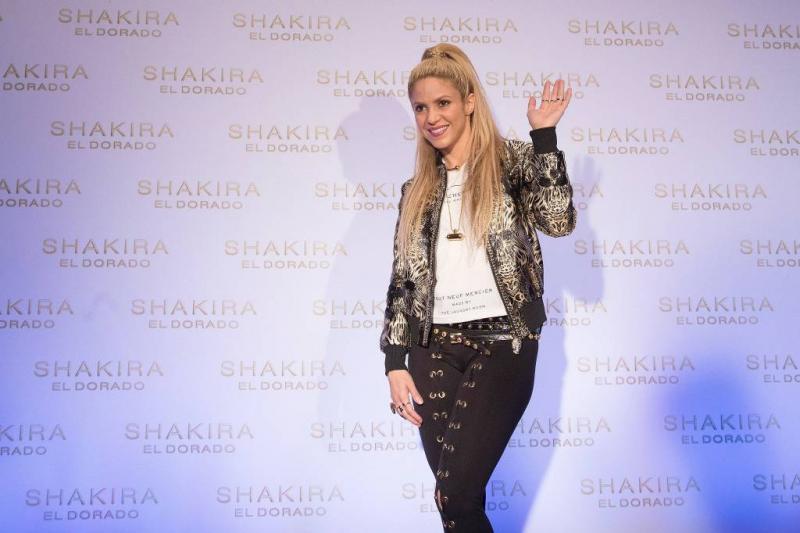 Shakira was bang dat ze niet meer kon zingen