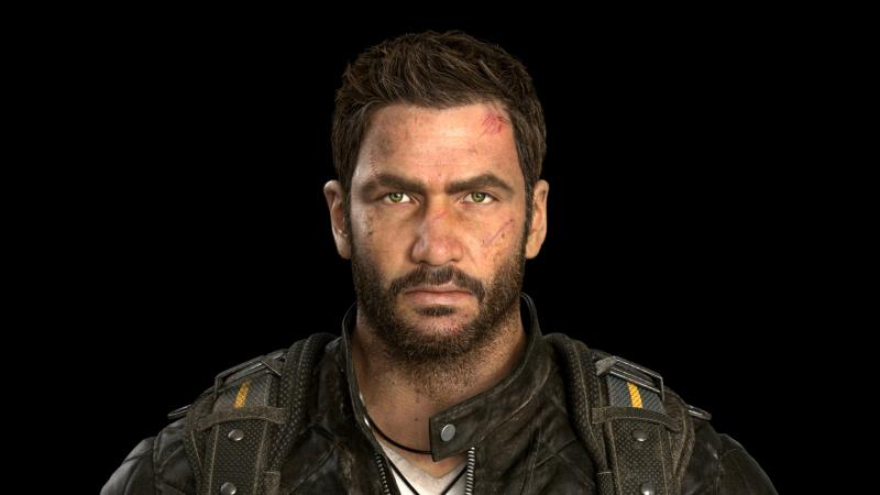 Just Cause 4 Main Character