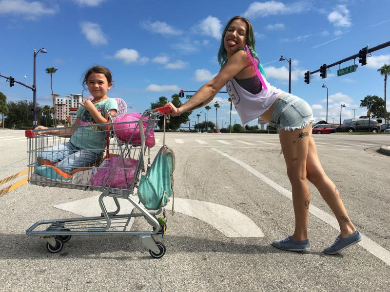 The Florida Project winkelwagen