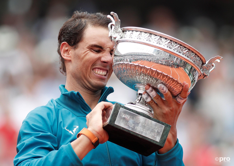 Nadal wint voor elfde keer Roland Garros