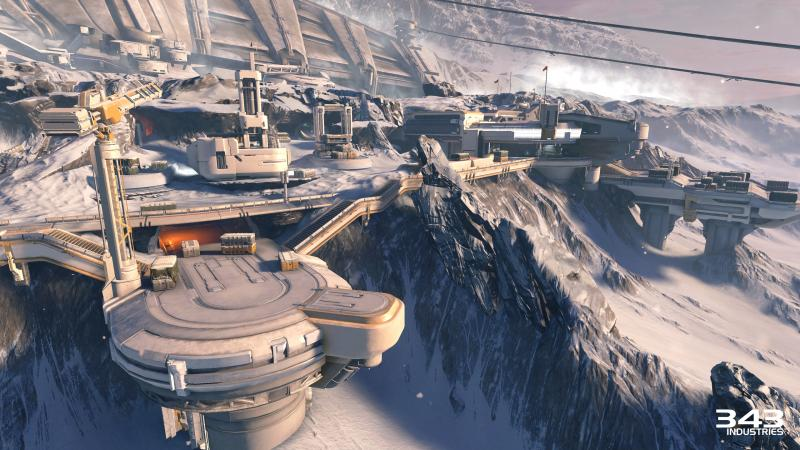 Halo 5: Guardians Warzone 1