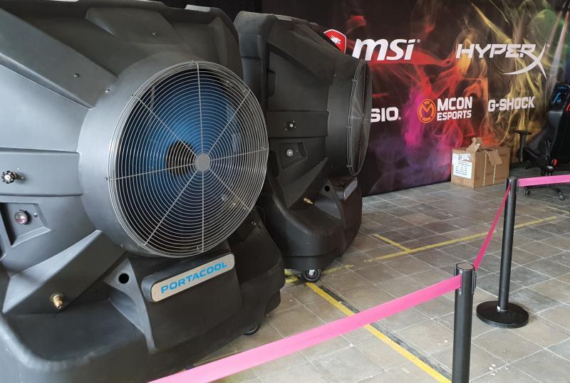 MSI Fandag 2018