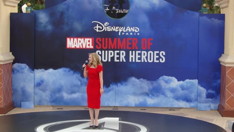 Marvel Superhelden Zomer: Catherine Powell opent de avond