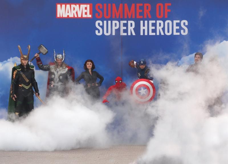 Marvel Superhelden Zomer: alle helden verzamelen!