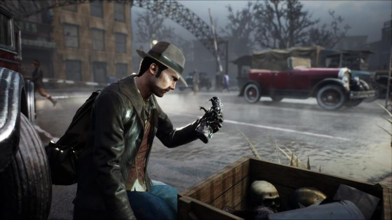 The Sinking City - Investigation (Foto: Frogwares)