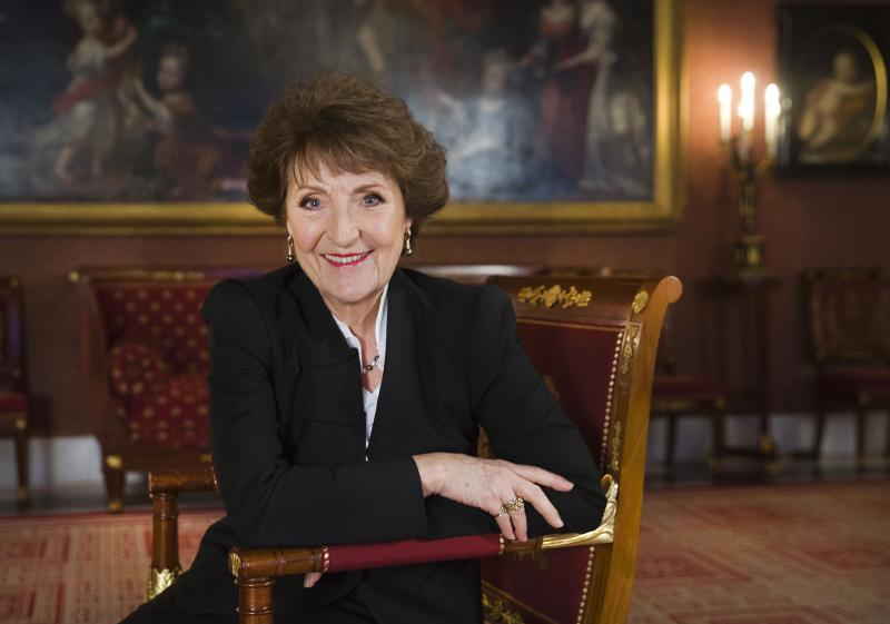 Prinses Margriet (Foto: RVD - Anko Stoffels)