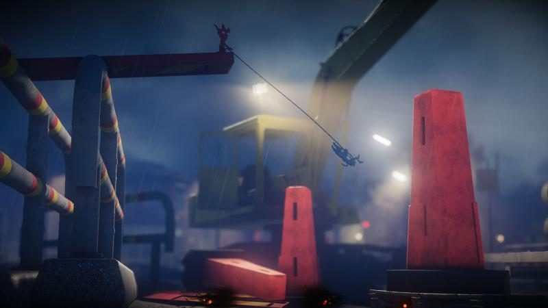 Unravel Two - Hang on (Foto: Electronic Arts)