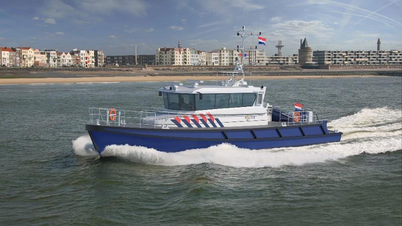 Politie schaft nieuwe patrouillevaartuigen aan (foto: Politie.nl)