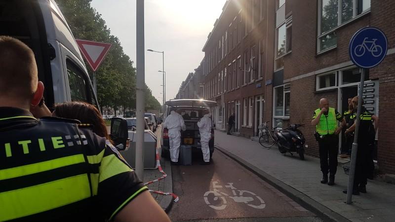 Man gearresteerd voor schietpartij Rotterdam (Foto: Politie.nl)