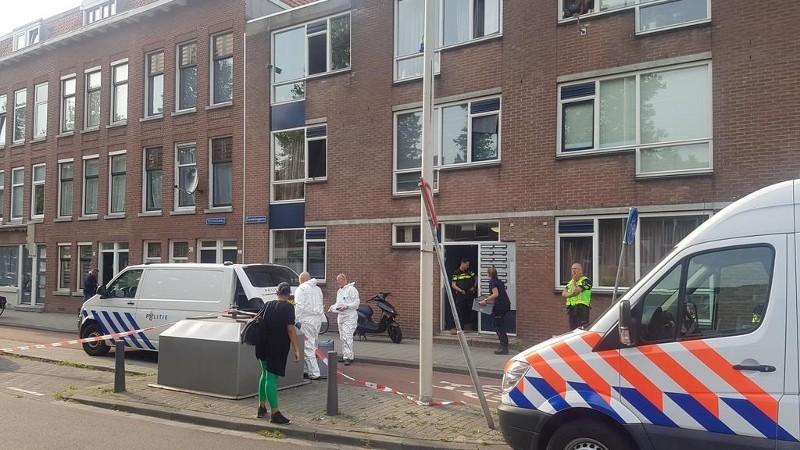 Dode bij schietpartij Rotterdam (Foto: Politie.nl)