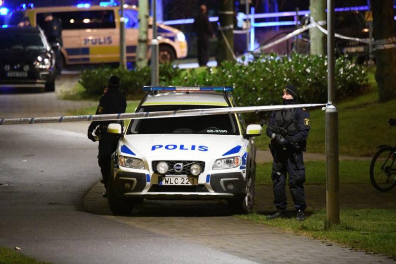 Gewonden door schietpartij in Malmö