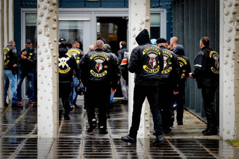 Rechter verbiedt motorclub Satudarah