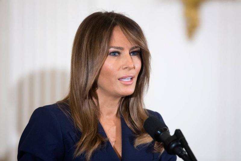 Trumps vrouw laakt immigratiebeleid
