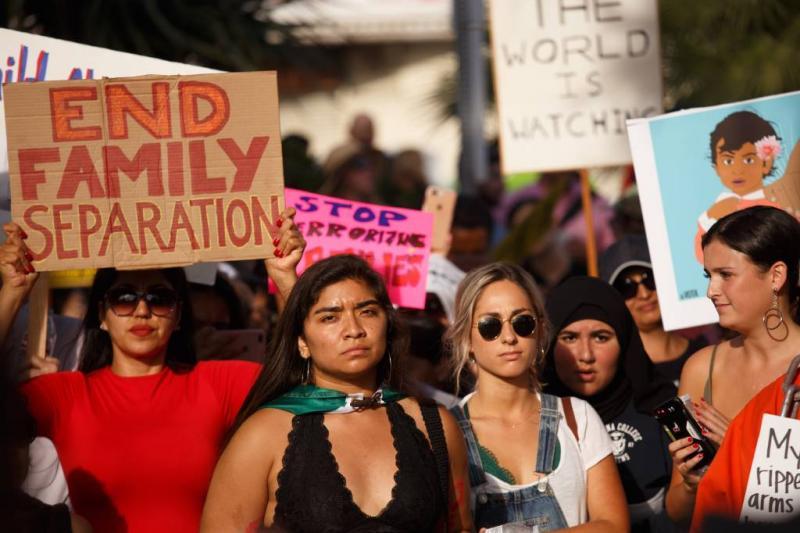 BN'ers boos over immigratiebeleid VS