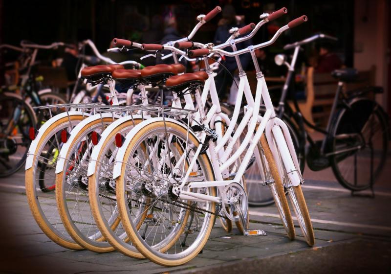 OM eist tot 40 maanden cel tegen fietsendieven (Foto ter illustratie door pxhere.com)