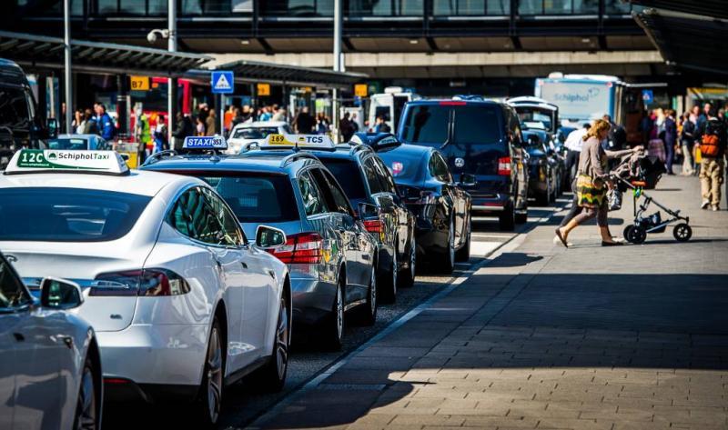 Meer loon voor taxichauffeurs