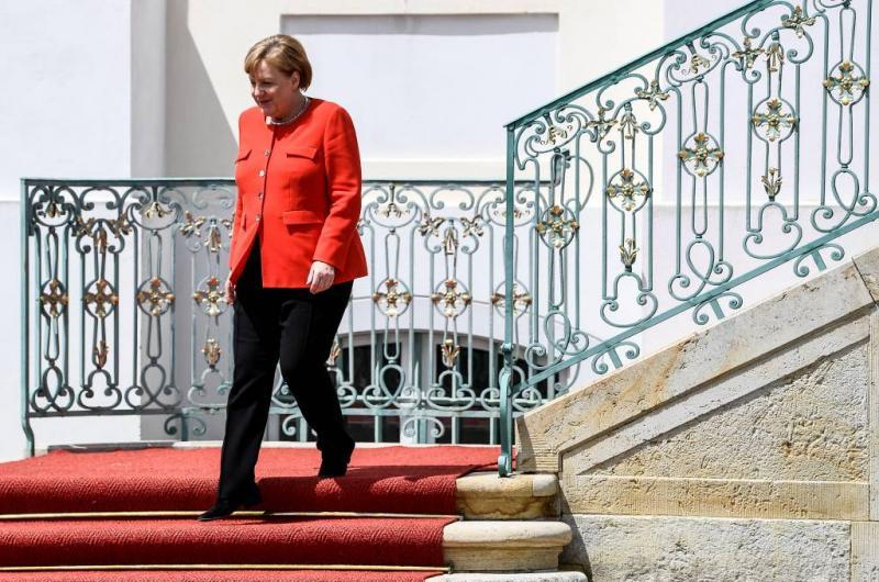 Merkel wijst Trumps claims over misdaad af