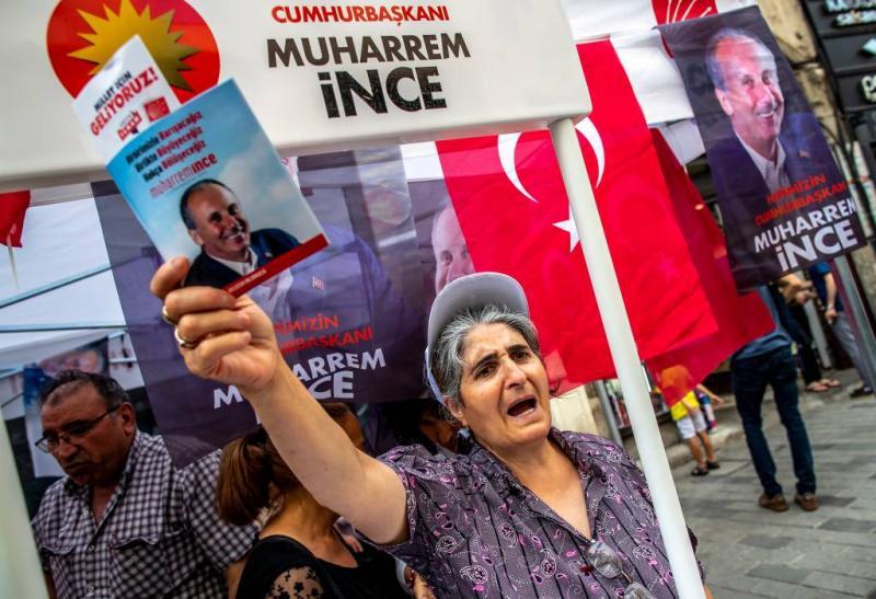 30.000 Syriërs mogen stemmen in Turkije