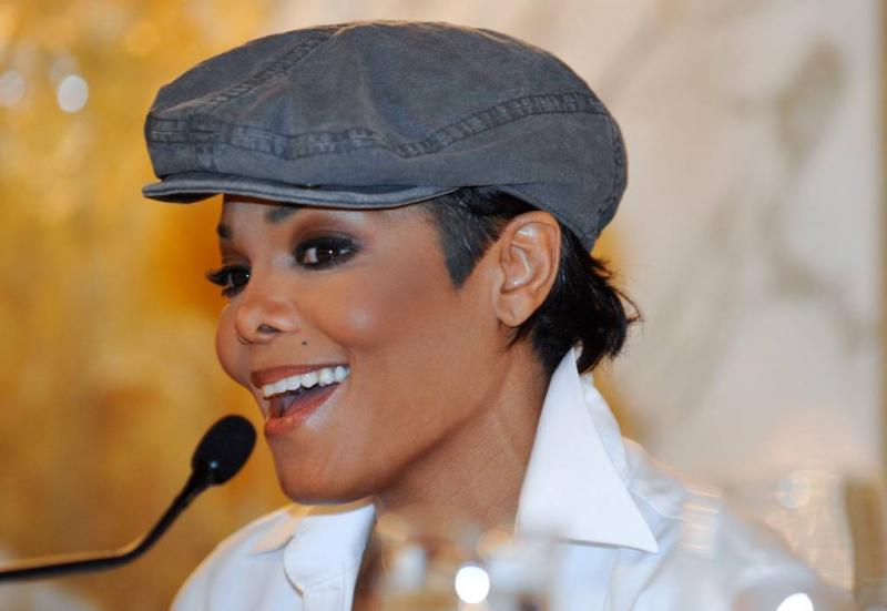 Janet Jackson vertelt over depressieve jaren