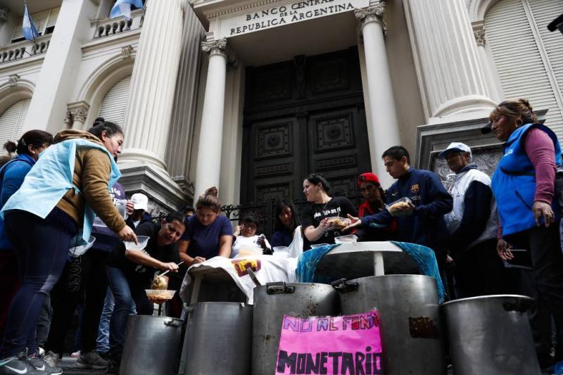 Groen licht IMF voor miljardenhulp Argentinië