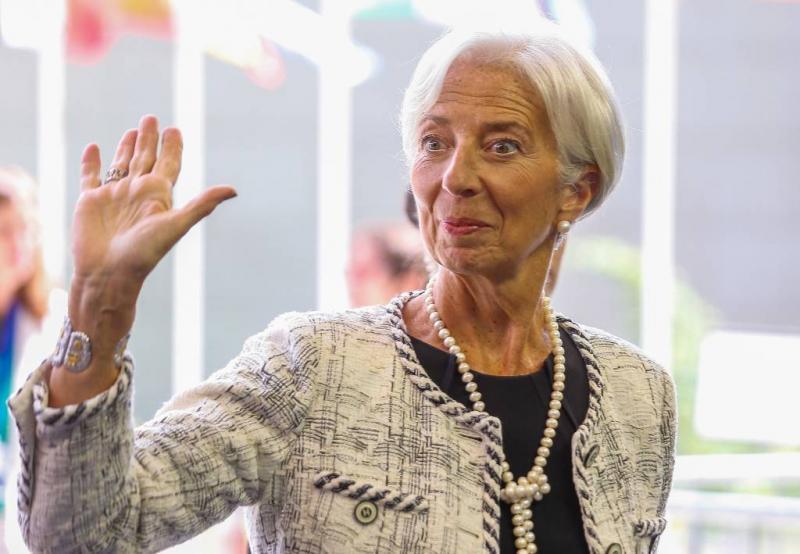 IMF-baas: eurozone is over groeipiek heen