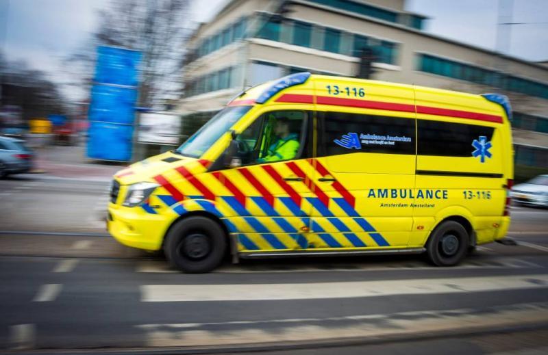 Twee gewonden door explosie in Utrecht