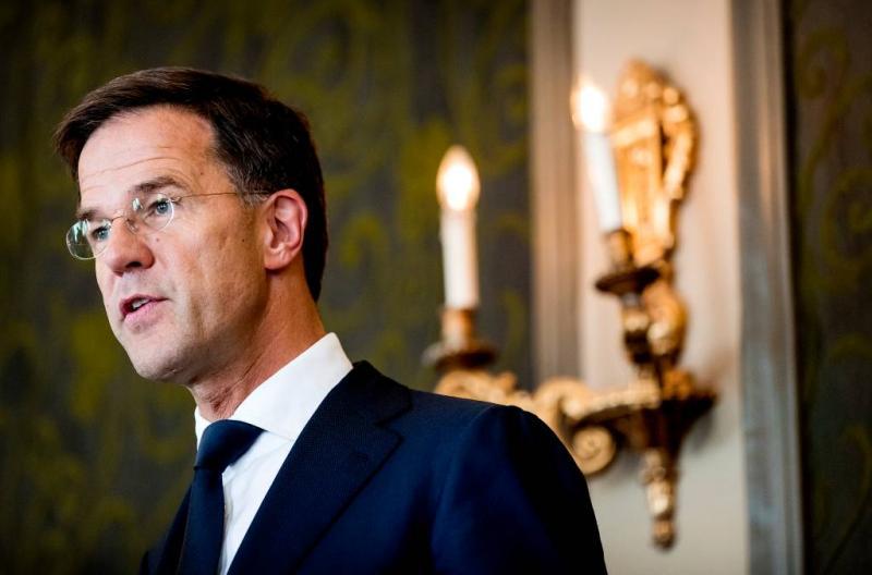 Rutte geeft opvangkampen buiten EU een kans