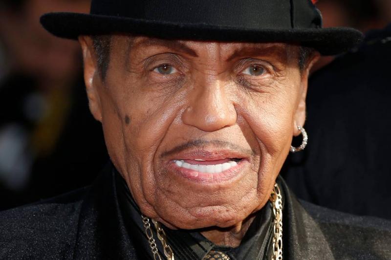 'Joe Jackson heeft niet lang meer te leven'