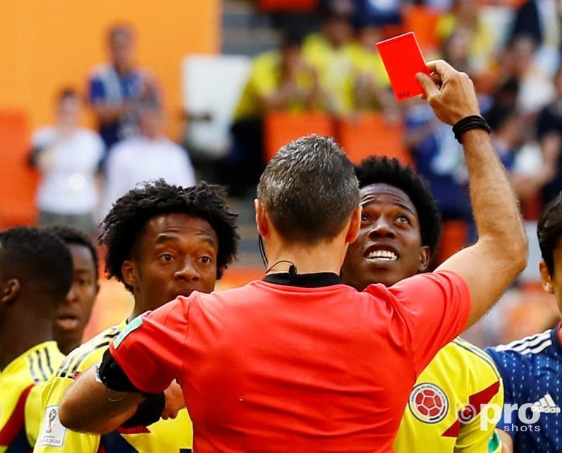 Sanchez met dood bedreigd na snelle rode kaart (Pro Shots / Action Images)