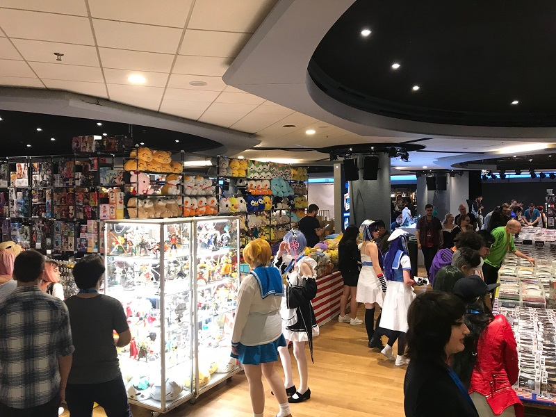 Animecon - Dealer Room (Foto: Pheno)