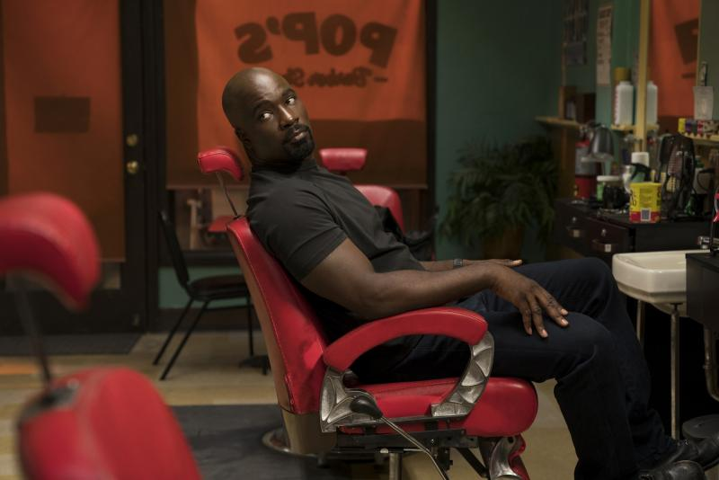 Luke Cage: Mike Colter