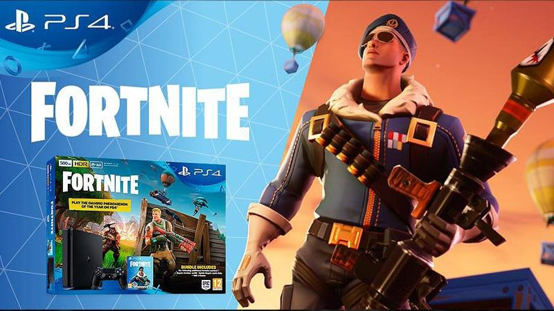 PS4 Fortnite bundel
